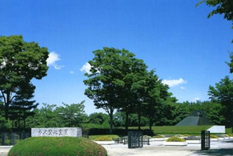 所沢聖地霊園店 (所沢聖地霊園内)
